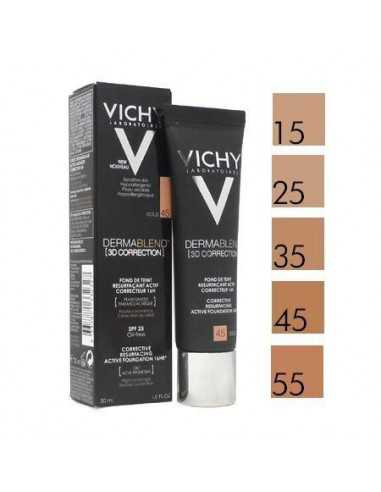 VICHY DERMABLEND 3D CORRECTION Nº25 30ML
